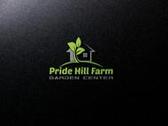 Pride Hill Farm & Garden Center Logo - Entry #70