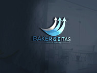 Baker & Eitas Financial Services Logo - Entry #452