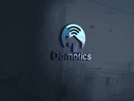 Domotics Logo - Entry #13