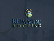 Reimagine Roofing Logo - Entry #163