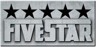 Five Star Logo - Entry #9