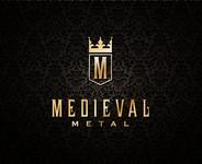 Medieval Metal Logo - Entry #64