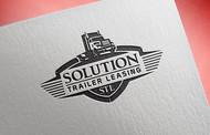 Solution Trailer Leasing Logo - Entry #245