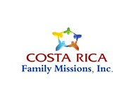 Costa Rica Family Missions, Inc. Logo - Entry #35