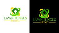 Lawn Fungus Medic Logo - Entry #172