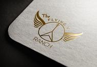 The Flying V Ranch Logo - Entry #1