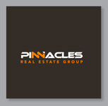 Pinnacles Real Estate Group  Logo - Entry #47