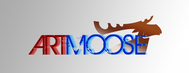 ArtMoose Logo - Entry #35