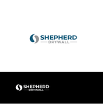Shepherd Drywall Logo - Entry #34