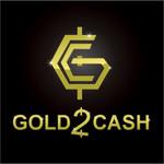 Gold2Cash Business Logo - Entry #14