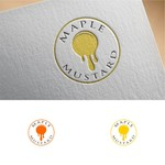 Maple Mustard Logo - Entry #30