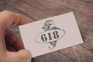 618 Logo - Entry #59