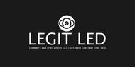 Legit LED or Legit Lighting Logo - Entry #106