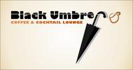 Black umbrella coffee & cocktail lounge Logo - Entry #75