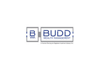 Budd Wealth Management Logo - Entry #244