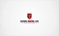 Secure. Digital. Life Logo - Entry #112