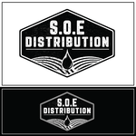 S.O.E. Distribution Logo - Entry #161