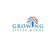 Growing Little Minds Early Learning Center or Growing Little Minds Logo - Entry #33