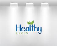 Healthy Livin Logo - Entry #173
