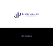 Budd Wealth Management Logo - Entry #228