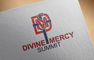 Divine Mercy Summit Logo - Entry #164