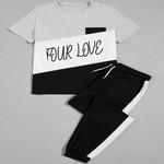 Four love Logo - Entry #389