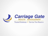 Carriage Gate Wealth Management Logo - Entry #138