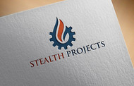 Stealth Projects Logo - Entry #274