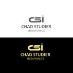 Chad Studier Insurance Logo - Entry #18