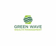 Green Wave Wealth Management Logo - Entry #348