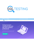 SQL Testing Logo - Entry #69