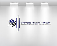Empowered Financial Strategies Logo - Entry #379
