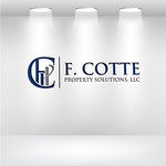 F. Cotte Property Solutions, LLC Logo - Entry #68