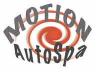 Motion AutoSpa Logo - Entry #185