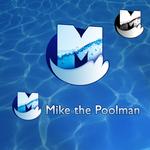 Mike the Poolman  Logo - Entry #41