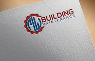 CMW Building Maintenance Logo - Entry #396