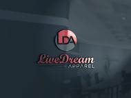 LiveDream Apparel Logo - Entry #179