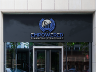 Empowered Financial Strategies Logo - Entry #339