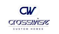 Crosswise Custom Homes Logo - Entry #82