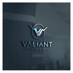Valiant Inc. Logo - Entry #163
