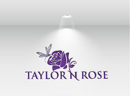 Taylor N Rose Logo - Entry #8