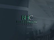 Burp Hollow Craft  Logo - Entry #29