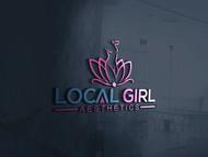 Local Girl Aesthetics Logo - Entry #105
