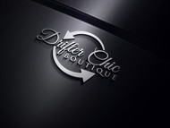 Drifter Chic Boutique Logo - Entry #254