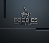 Foodies Pit Stop Logo - Entry #26