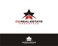 CZ Real Estate Rockstars Logo - Entry #40