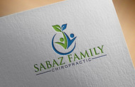 Sabaz Family Chiropractic or Sabaz Chiropractic Logo - Entry #77