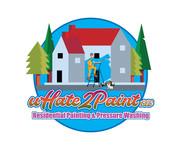 uHate2Paint LLC Logo - Entry #35