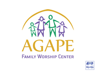 Agape Logo - Entry #35