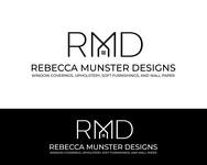 Rebecca Munster Designs (RMD) Logo - Entry #10